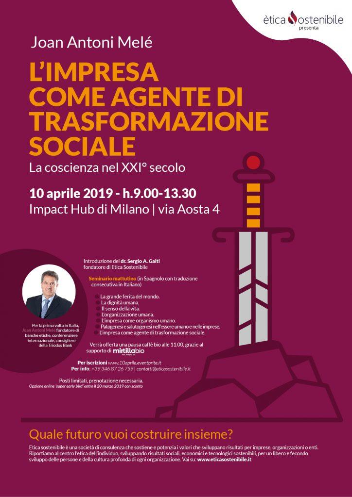 Locandina Seminario 10 aprile 2019
